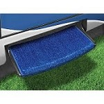 RV Step Rug, Wraparound Plus, Imperial Blue, 20