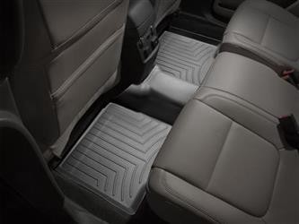 WeatherTech FloorLiner Black for Ford Explorer 2011+