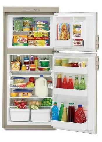 American Plus 6 Cubic Ft Dometic Dm2652rb Rv Refrigerator