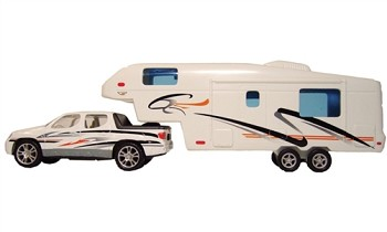 RV Toys - Die Cast Collectibles 5th Wheel