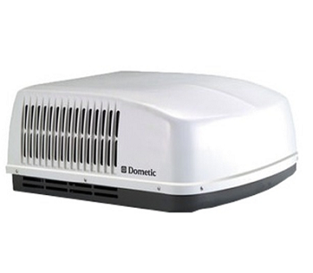Dometic Duo Therm Brisk 15000 BTU Air Replacement Shroud 3309518.003 Air Conditioner Cover