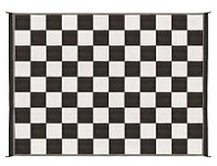Open Air Outdoor Mat, Checkered