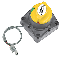 Voltage Sensing Battery Switch, 275A