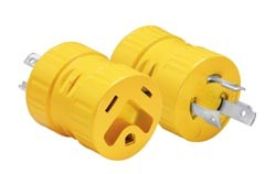 RV Generator Adapter Plug - 30Amp