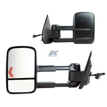 2014 Chevy/GM1 500 Full Size Ext Towing Mirrors, Pair