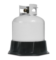 RV Camco Propane Tank Stabilizing Cylinder Base