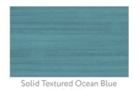 Ruggable Solid Textured Ocean Blue 3 Foot x 5 Foot