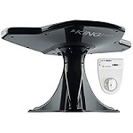 KING Digital HDTV Antenna Complete - Black