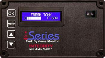 Integrity Tank Monitor System 2 X 16 Lcd Kit Rv Parts