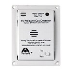 Atwood LP Gas Detector RV 12V White 36719 Replaces 36720