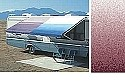 Carefree Rv Awning  Replacement 19ft Burgundy Fade