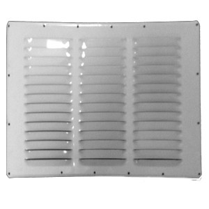 Dometic RV Refrigerator Vent, Upper Sidewall
