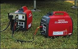 HONDA EU2000i RV Parallel Cable Kit