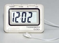 Thermometer\Clock