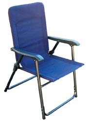 Miraculous Rv Elite Folding Chair Blue Beatyapartments Chair Design Images Beatyapartmentscom