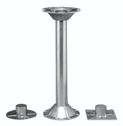 RV Pedestal Table Leg 21 inch Leg w\o Base