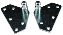 Gas Spring Flat Mounting Brackets