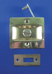 Pocket RV Door Lock