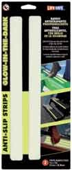 "RV Glow-in-the-Dark Anti-Slip Step Strips 1""x 12"""