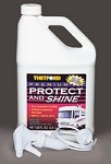 Thetford Protect & Shine Quick Wax 1 Gal. w\Spray Hose