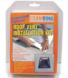 Roof Vent Installation Kit