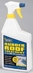 Rubber Roof Treatment 32 oz.