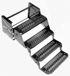 "Rv Step - Manual- Quadra, 24"" W and 25"" Drop"