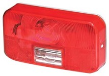 Camper Taillight With BackUp - #92 Series Surface Mount