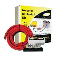 Go Power: Power Inverter Cable (Use With 3100 To 4000 Watts Inverter)