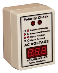 AC Line Monitor\Polarity Tester