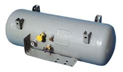 RV LP Gas Tank 5-1\2 Gal.