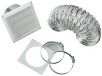 RV WASHER DRYERS - VENT KIT FOR SPLENDIDE DRYER