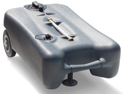 Rv Tote Tank Thetford Smart Tote 2 Wheel 27 Gallon