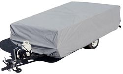 Pop-Up Camper Cover, Polypropylene, 8FT 1 INCH to 10FT