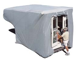 Truck Camper Cover SFS AquaShed Med Queen 8ft to 10ft