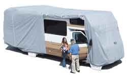 Class C RV Cover SFS AquaShed 20ft to 23ft