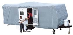 Travel Trailer cover-34 ft1 inch to 37 ft