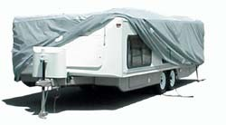 SFS AquaShed Hi Lo Camper Trailer Cover 22ft 7 Inch to 26ft