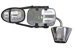XLR Rachet Dual Head Clip-On Mirror