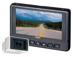 LCD Color Rear Observation System, 7""