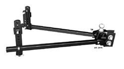 Eqaul-i-zer 4-Point Sway Control Hitch W/O Shank - 1,000 / 10,000 lb