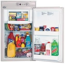 RV Refrigerator Norcold  2- Way N410, 4.5 Cu. Ft., Left Opening