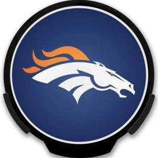 Denver Broncos Powerdecal