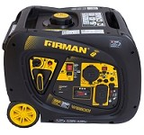 Firman Power Equipment 3600/3000W Whisper Series Recoil Start Inverter