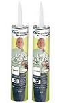 EPDM Rubber Roof System Lap Sealant, White 2 Pack