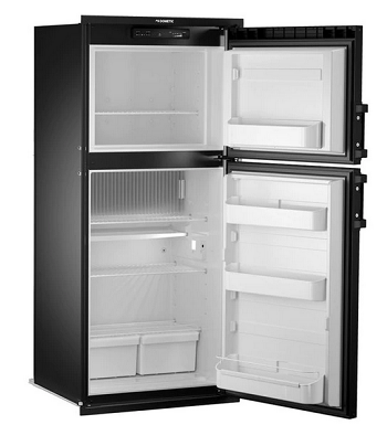 Dometic Americana DM2672 Refrigerator 6 Cu. Ft Right Hinged
