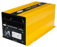 Go Power 2000 Watt Pure Sine Wave Inverter
