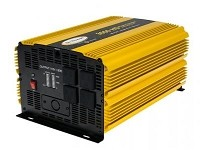 Go Power 3000 Watt Heavy-Duty Modified Sine Wave Inverter