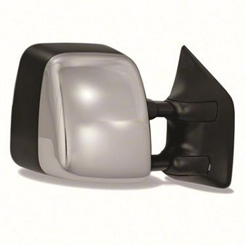 Exterior Towing Mirror Folding Left Side