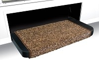 RV Step Rug, Wraparound Plus, Brown, 20